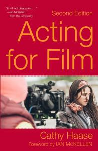 Acting for Film  Second Edition  PDF