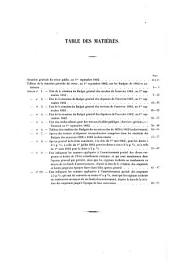 Recueil des pièces imprimées par ordre de la Chambre des Représentants: Volume 1