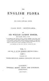 English Flora: Volume 1; Volume 5