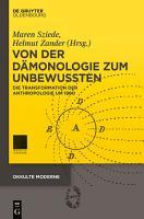 Von der D  monologie zum Unbewussten PDF