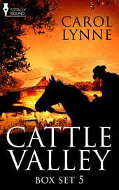 Cattle Valley Box Set 5: Volume 5