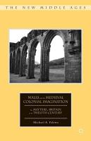 Wales and the Medieval Colonial Imagination PDF