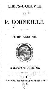 Chefs d'oeuvre de P. Corneille