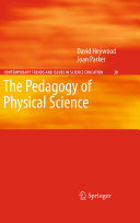 The Pedagogy Of Physical Science