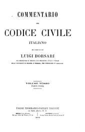 Commentario del Codice civile italiano: -4. Libro terzo : Dei modi di acquistare e di trasmettere la proprietà e gli altri diritti sulle cose