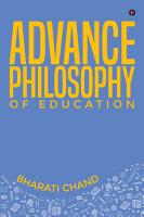 Advance Philosophy of Education PDF