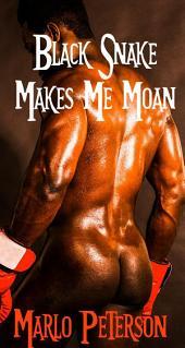 Black Snake Makes Me Moan [Sexy Interracial Cheating Breeding Erotica/Cuckold WW/BM Erotic Romance]