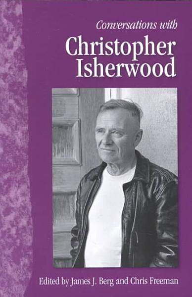 Conversations with Christopher Isherwood PDF