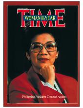 TIME Magazine Biography--Corazon Aquino
