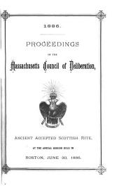 Proceedings of the Massachusetts Council of Deliberation