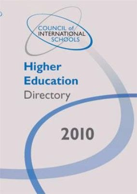 CIS Higher Education Directory 2010