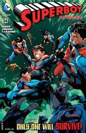 Superboy (2012-) #34