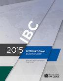 International Building Code 2015