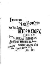 Annual Report: Volume 18, Part 1893