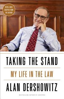Taking the Stand Book