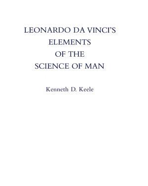Leonardo Da Vinci s Elements of the Science of Man