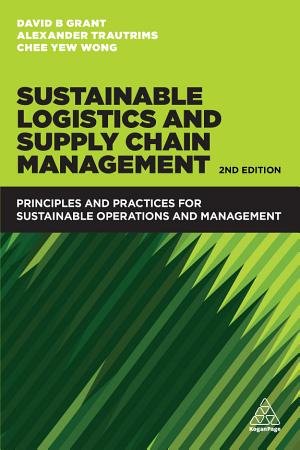 Sustainable Logistics and Supply Chain Management PDF