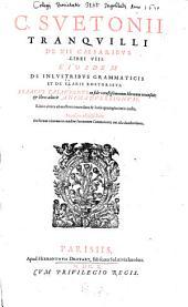 De duodecim caesaribus libri VIII