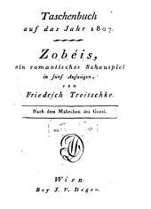 Zobéis: ein romantisches Schauspiel in 5 Aufz