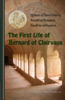 The First Life of Bernard of Clairvaux PDF