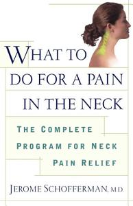 What to do for a Pain in the Neck PDF