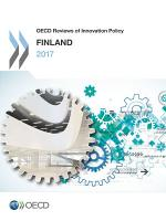 OECD Reviews of Innovation Policy  Finland 2017 PDF