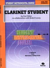 Student Instrumental Course: Clarinet Student, Level II