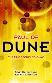 Paul of Dune Book
