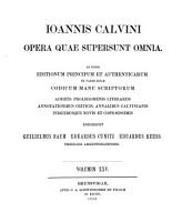 Corpus Reformatorum PDF