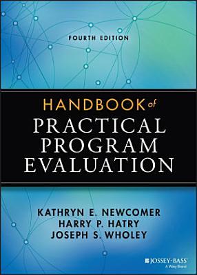 Handbook of Practical Program Evaluation PDF