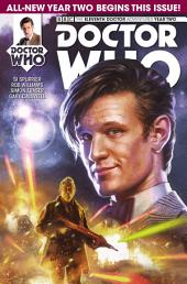 Doctor Who: The Eleventh Doctor #2.1: The Then and the Now Part 1