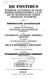 De fontibus veterum auctorum in enarrandis expeditionibus a Gallis in Macedoniam atque Graeciam susceptis