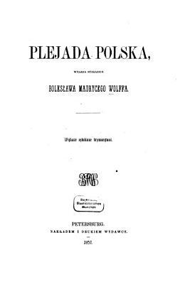 Plejada Polska