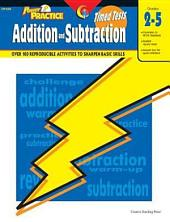 Power Practice: Math Timed Tests: Addition and Subtraction, eBook