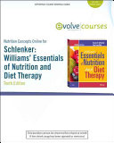 Nutrition Concepts Online for Williams Essentials Fo Nutrition and Diet Therapy PDF