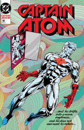 Captain Atom (1986-) #41