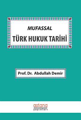 Mufassal T  rk Hukuk Tarihi PDF