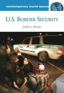 U S  Border Security PDF