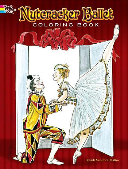 Nutcracker Ballet Coloring Book PDF