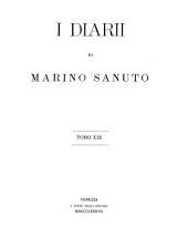 I diarii di Marino Sanuto: Volume 19