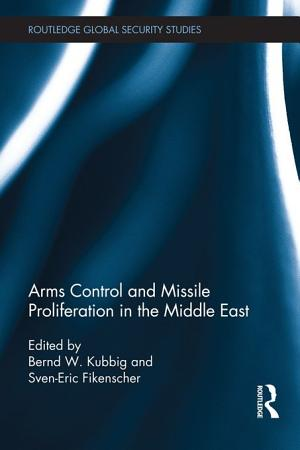 Arms Control and Missile Proliferation in the Middle East PDF