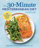 The 30 Minute Mediterranean Diet Cookbook Book