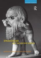 Synaesthesia and the Ancient Senses PDF