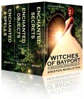 Witches of Bayport (The Complete Enchanted Series) Books 1 - 3