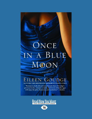 Once in a Blue Moon  Large Print 16pt