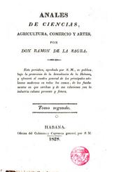 Anales de Ciencias,Agricultura,Comercio y Artes