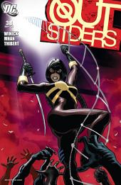 Outsiders (2003-) #38