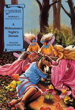 A Midsummer Night's Dream Graphic Novel