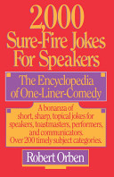 2000 Sure-fire Jokes for Speakers and Writers