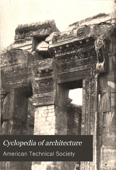 Cyclopedia of architecture: Volume 7